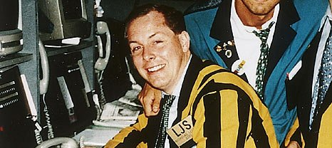 Rogue Trader, Nick Leeson, prior to fall of Bearings